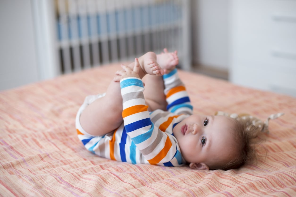8 Developmental Milestones the Books Don't Tell You About | Baby Chick