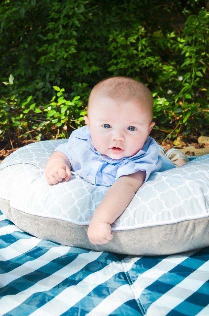 Boppy, Tummy time, More than a nursing pillow