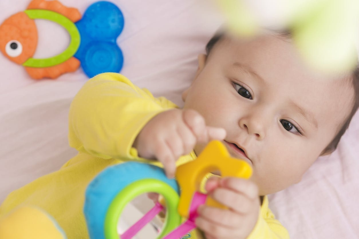 Best Baby Toys for Sensory Development | Baby Chick