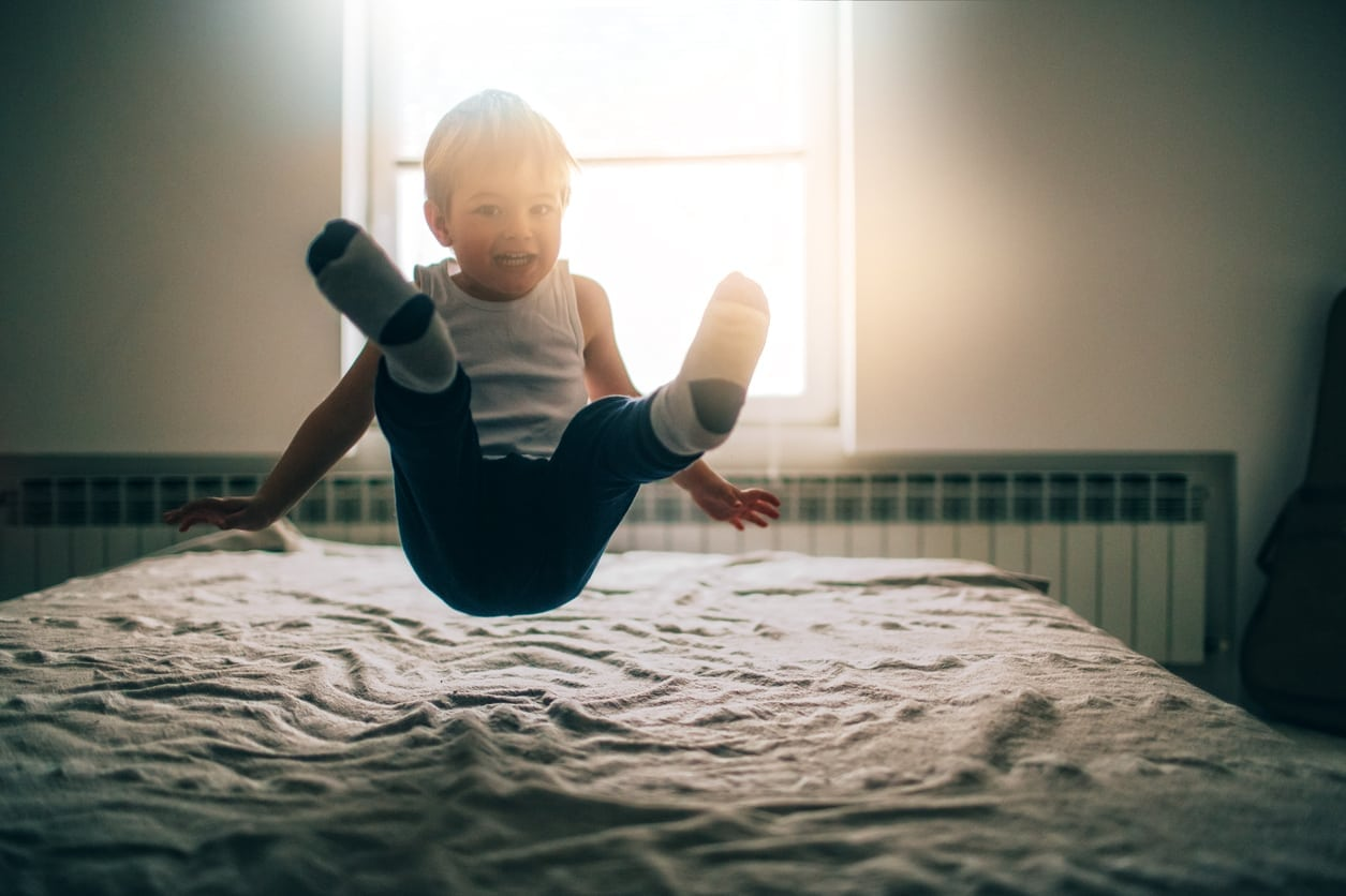 Making Bedtime Fun for Strong-Willed Toddlers | Baby Chick