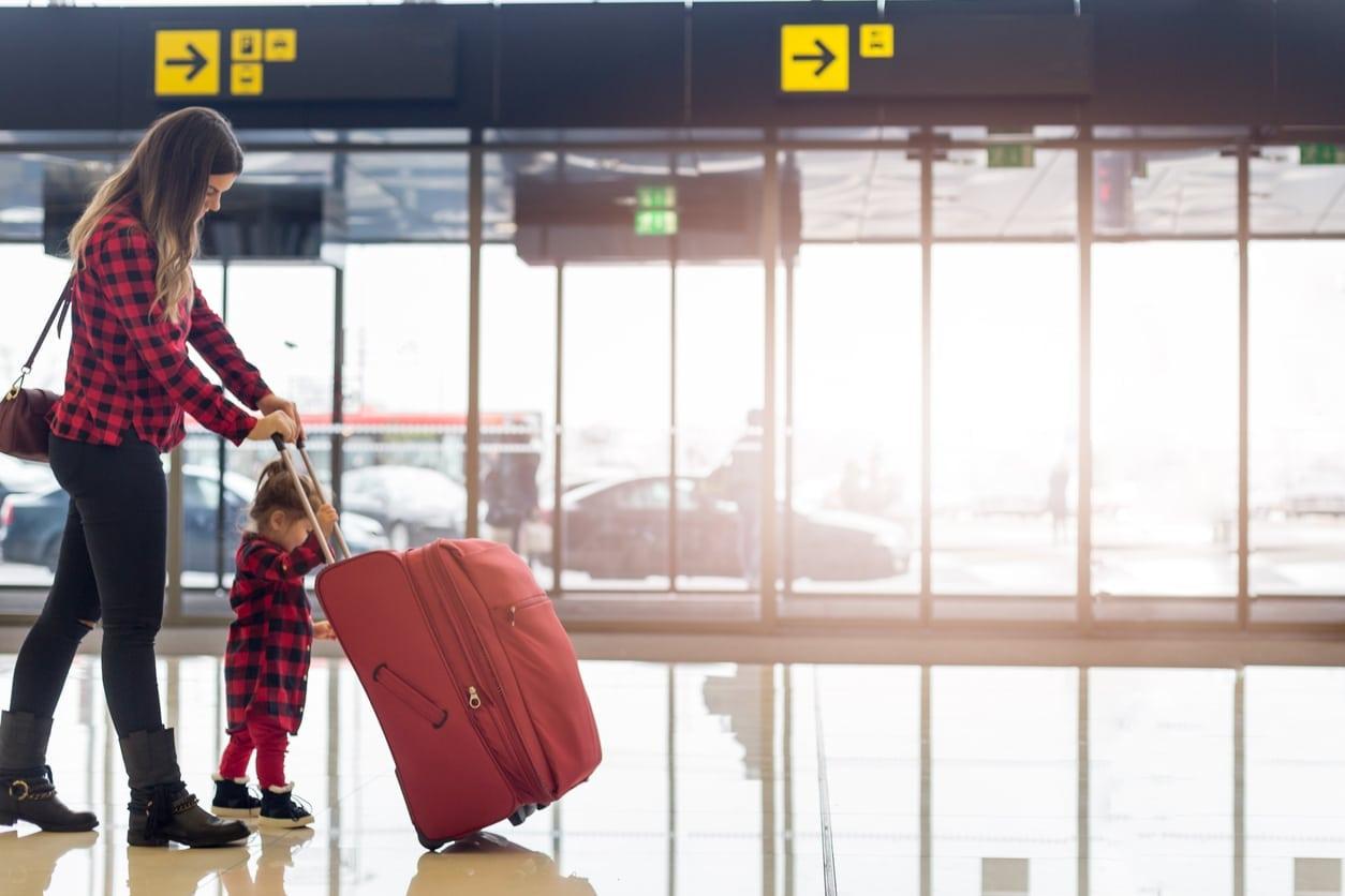 The New Mom Vacation Checklist