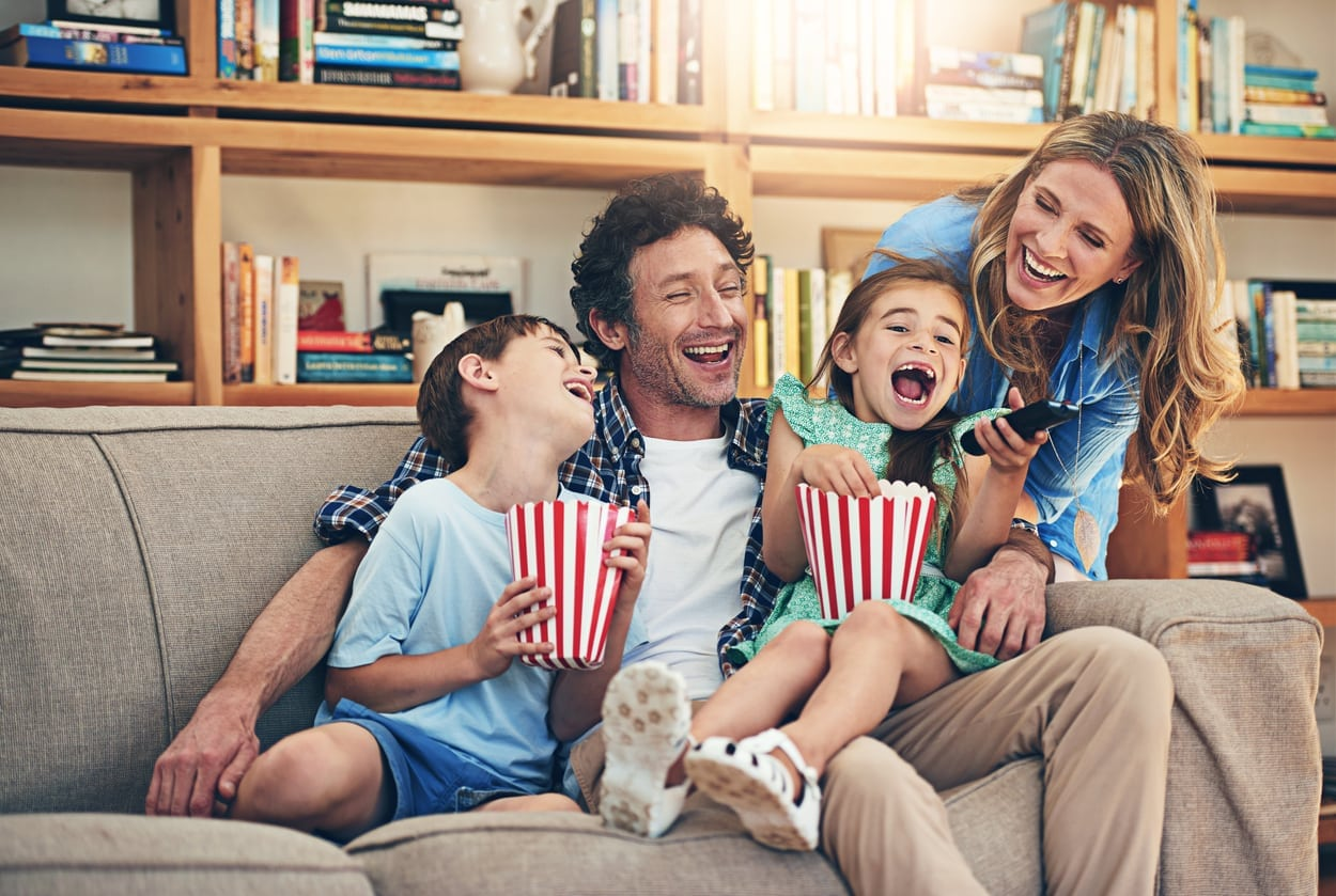 14 Ideas for Summer Family Movie Night | Baby Chick
