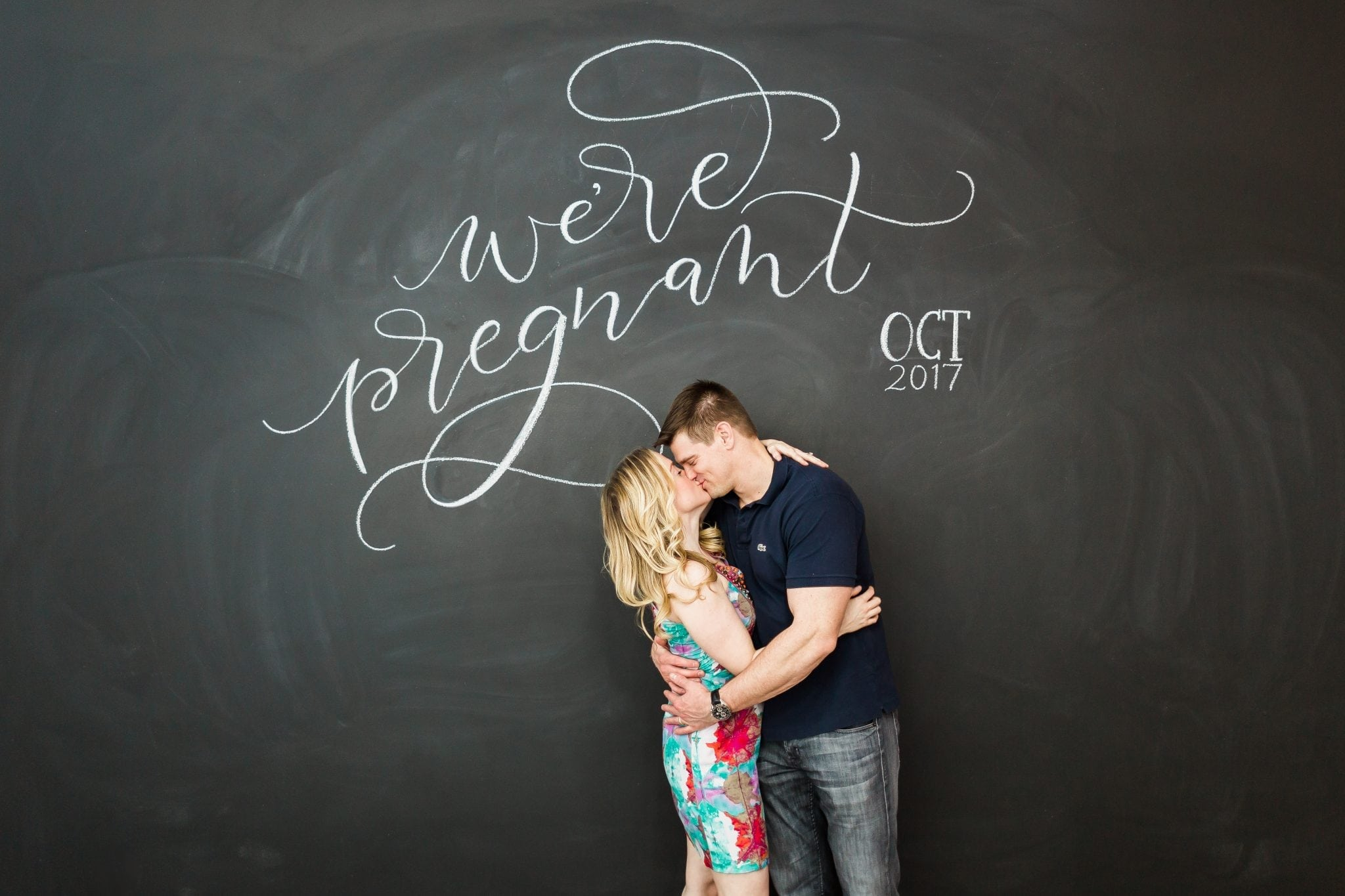5 Cute Pregnancy Announcement Ideas | Baby Chick