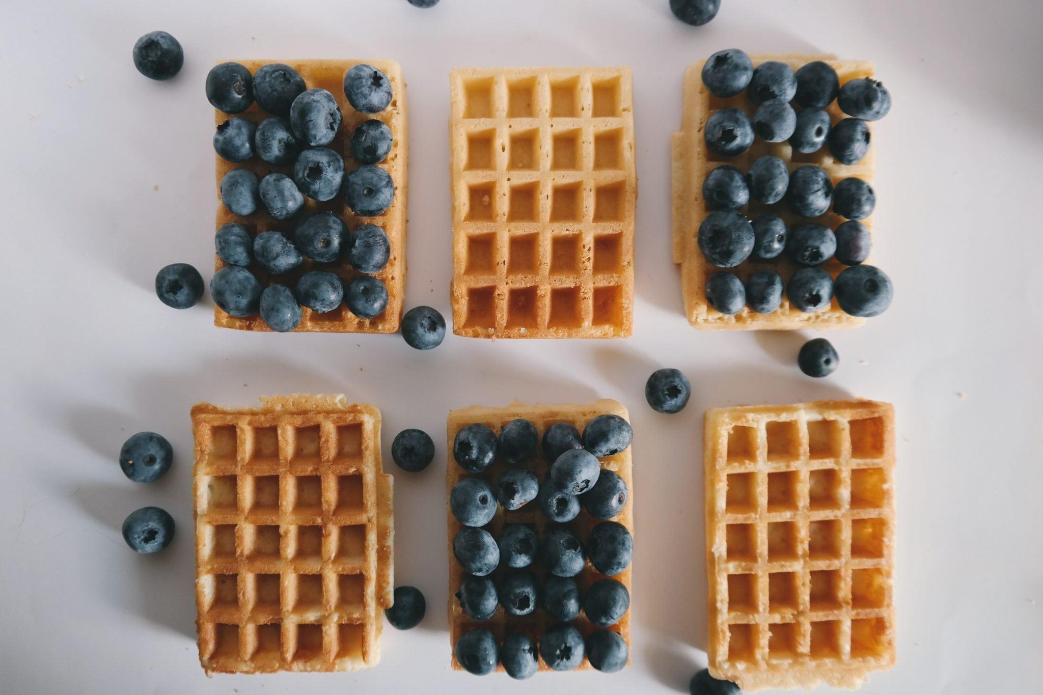 Ý tưởng bữa sáng lành mạnh cho các bà mẹ đang di chuyển