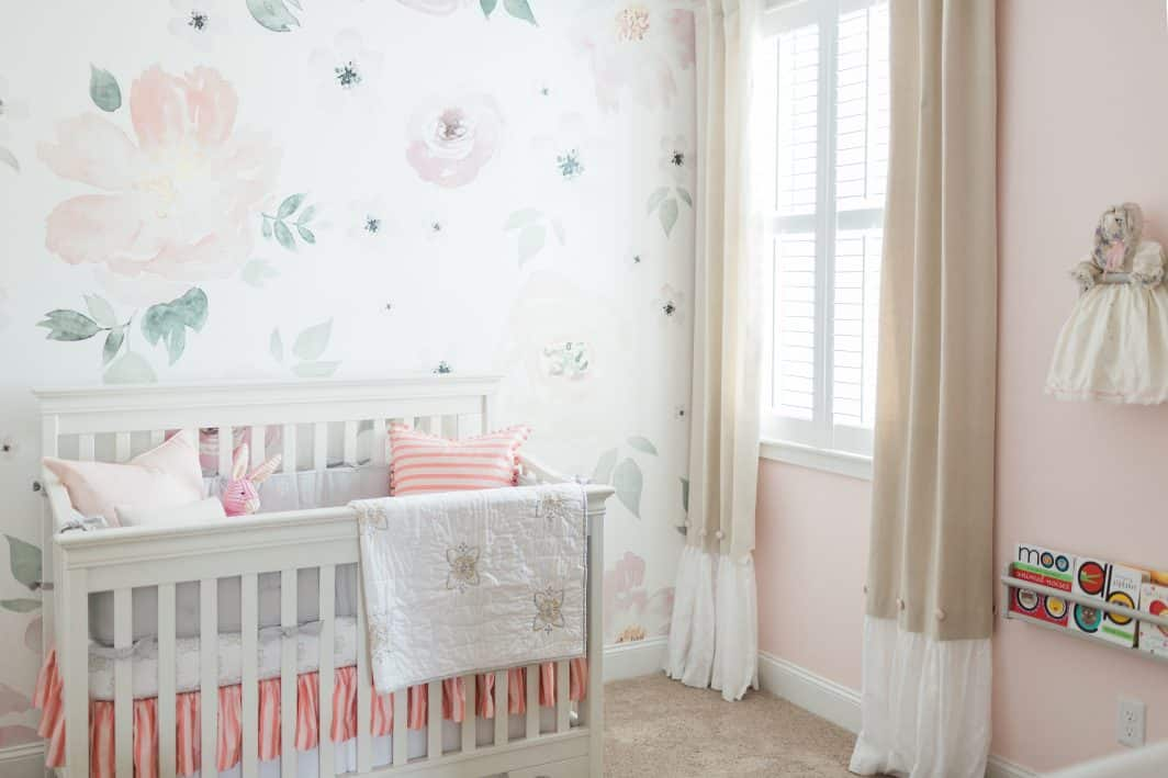 How to Organize a Beautiful and Functional Nursery | Baby Chick