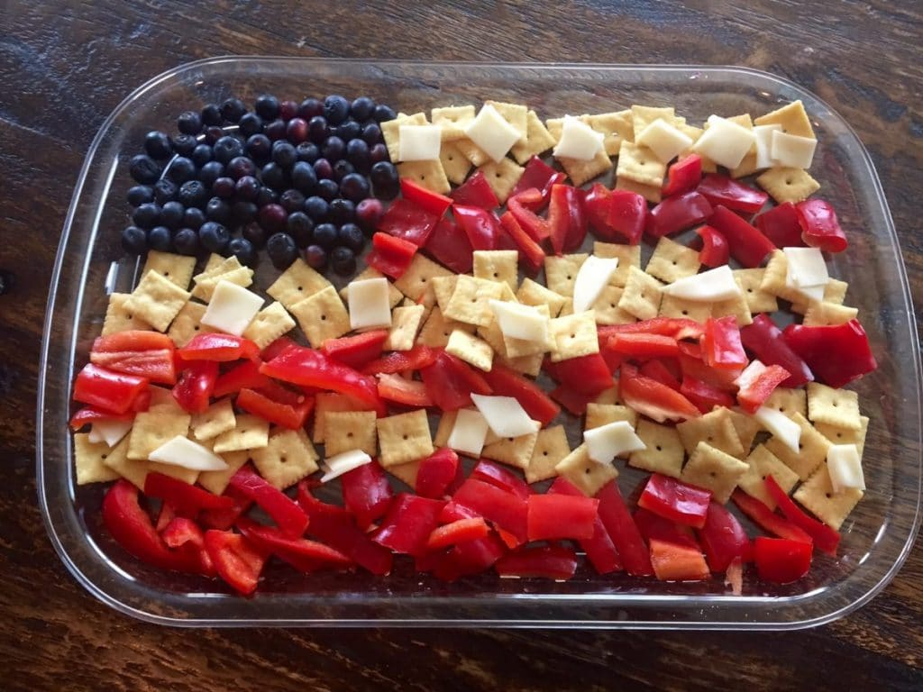 How to Have a Festive Fourth of July Menu For Kids With Little Sugar