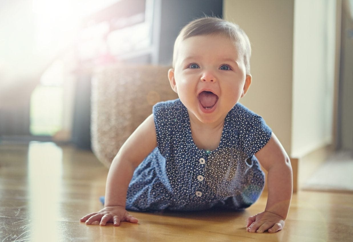 Crawling: 7 Benefits of the Under-Appreciated Milestone