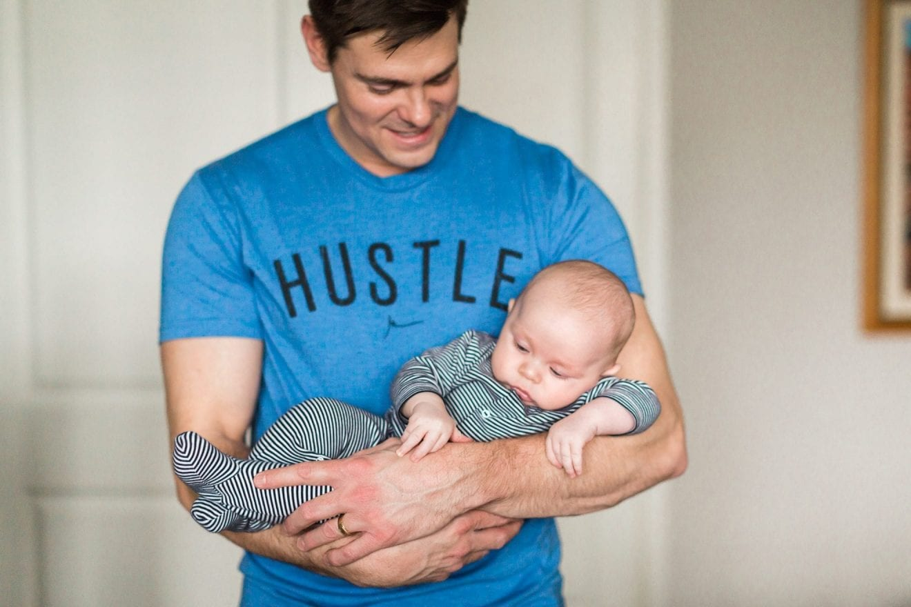 Dad's Involvement and Early Learning