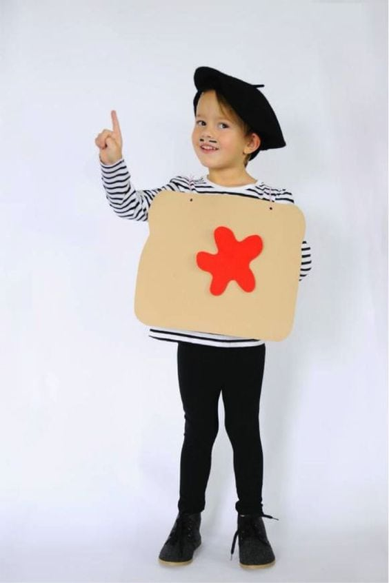 Cute and Original Budget Halloween Costumes for Babies, Tots & Kids | Baby Chick