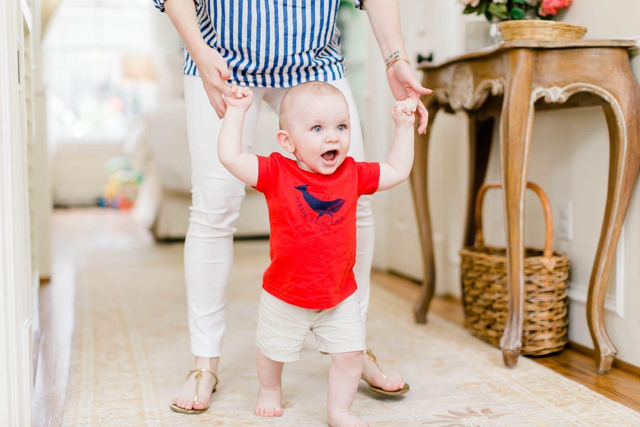 Why isn't My Baby Walking Yet?