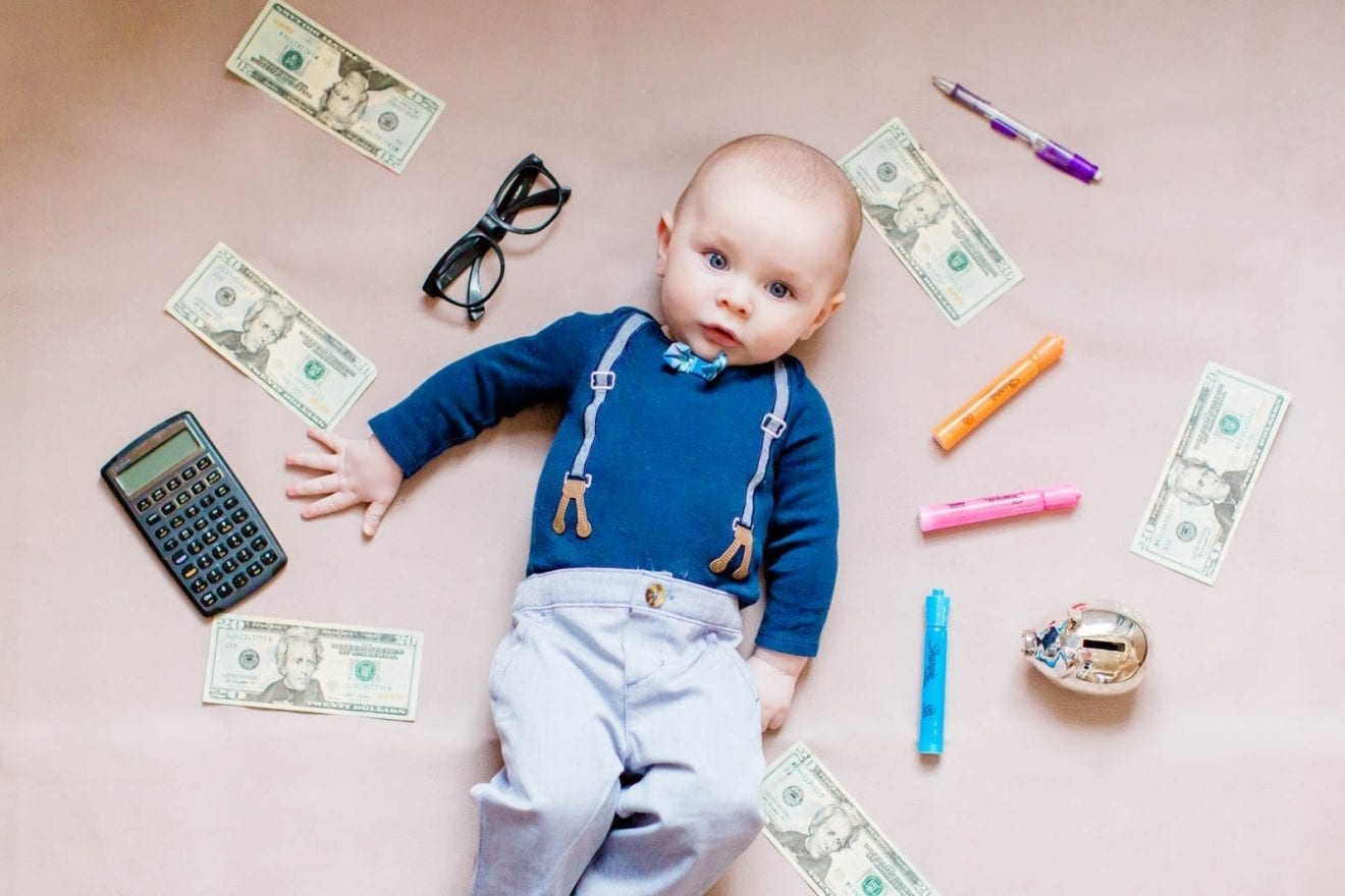 5 Ways To Save Money On Baby Costs