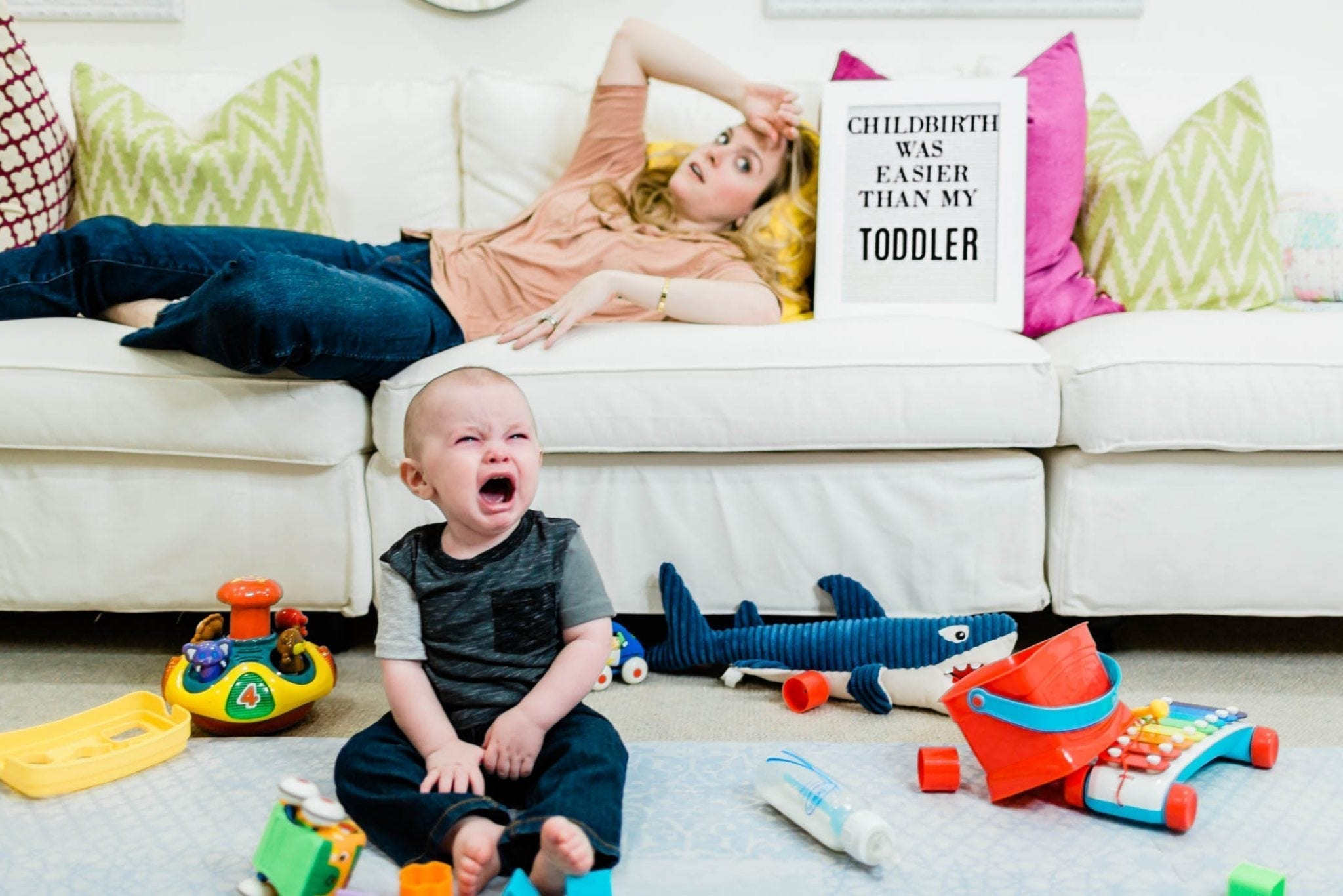 Why Do Toddlers Have Tantrums? | Baby Chick