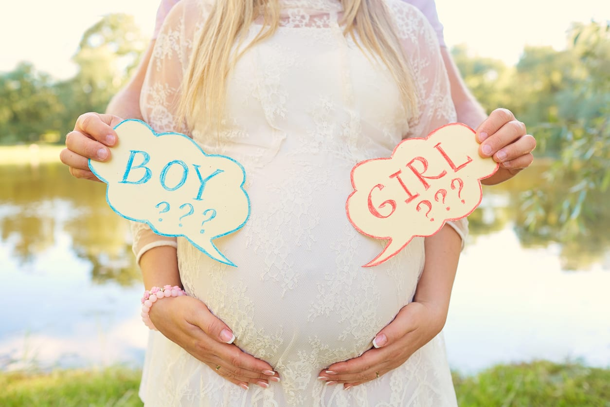 What it's Really Like NOT Finding Out the Gender of Your Baby