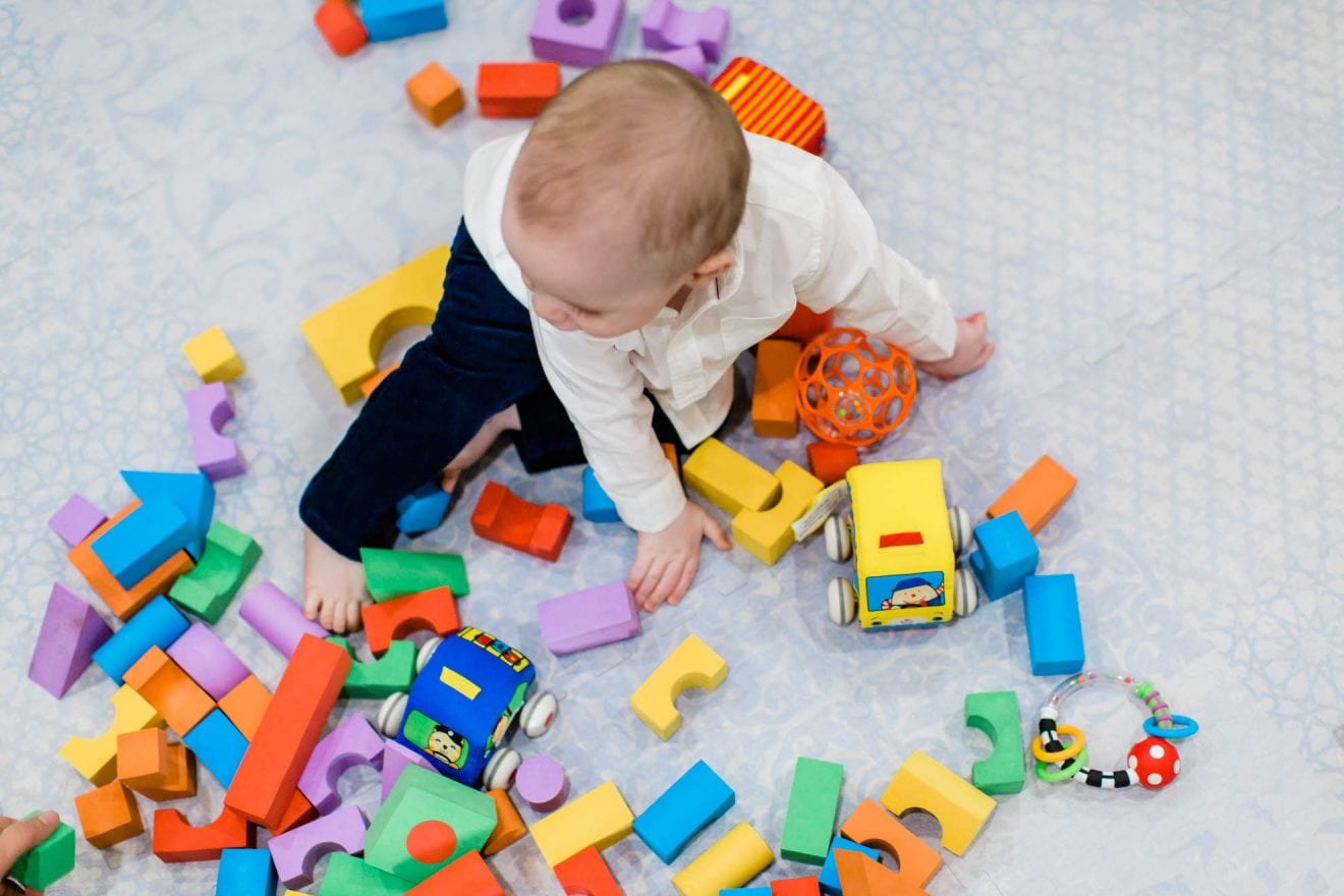 How to Prevent Baby Items from Taking Over Your House