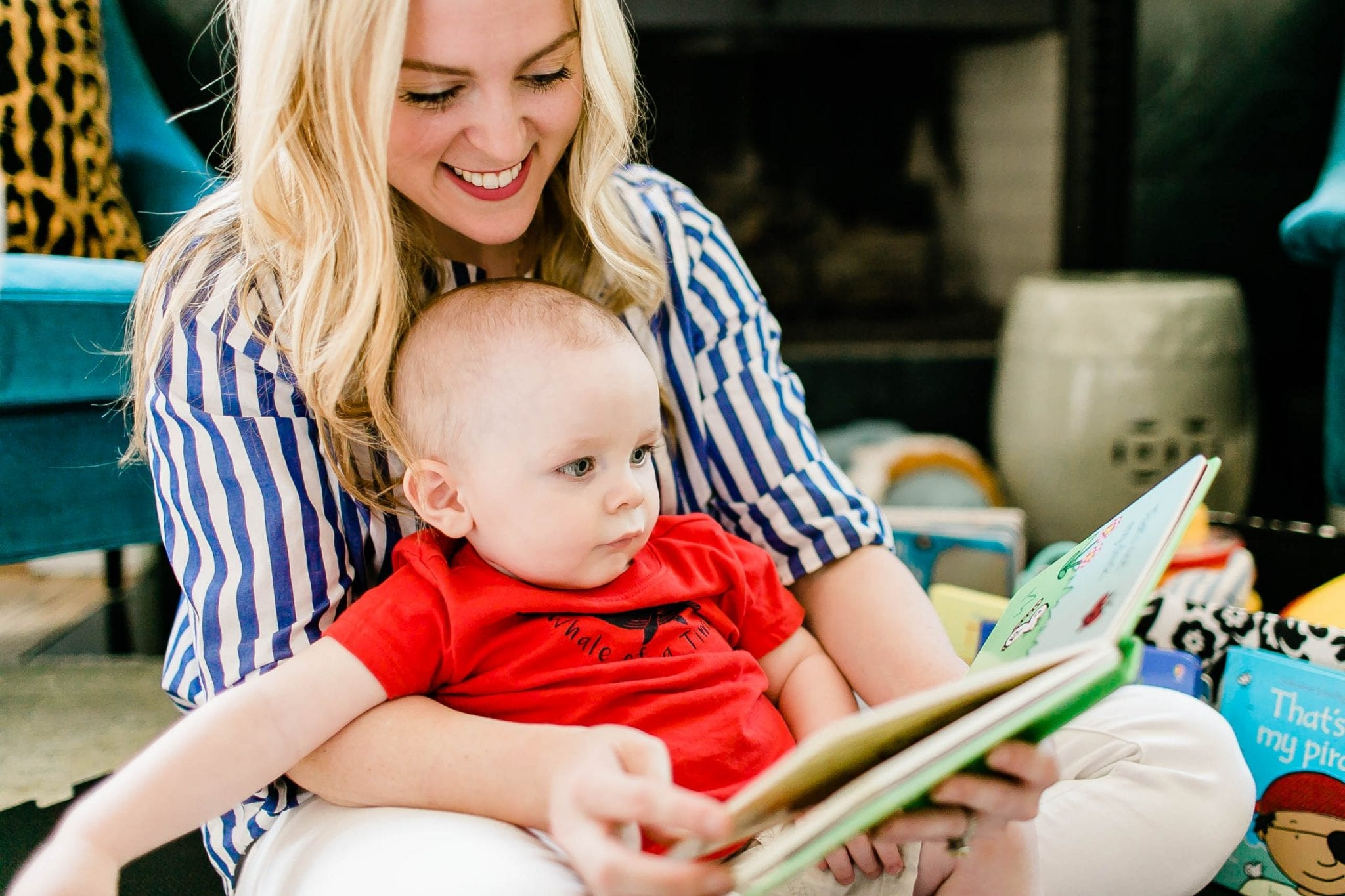 How Wordless Books can Help Your Kid Learn to Read | Baby Chick