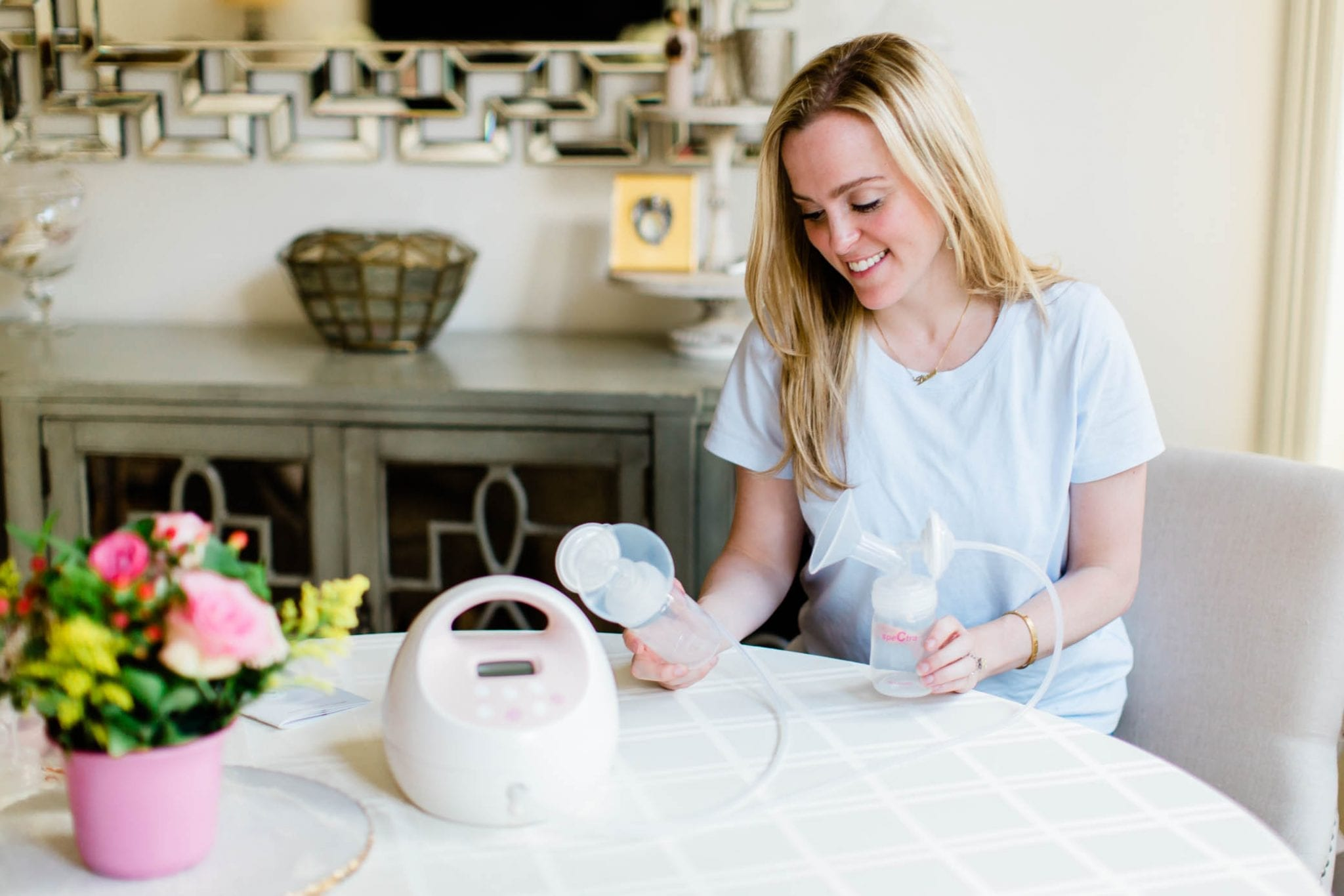 How Moms Can Make Sure They Can Breast Pump at Work | Baby Chick