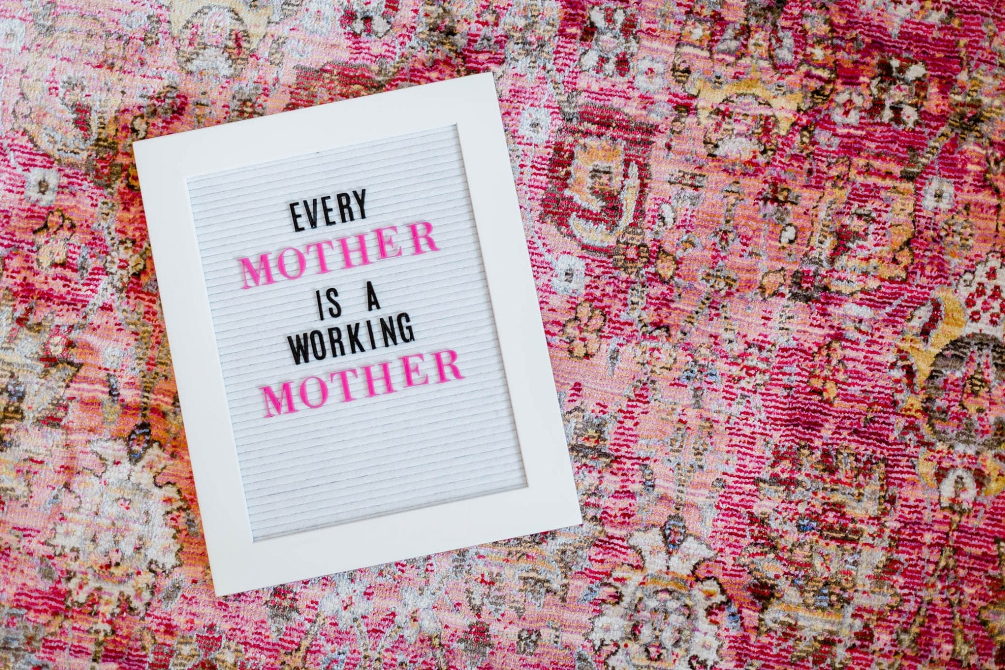 4 Keys To A Healthy Mom Work-Life Balance | Baby Chick