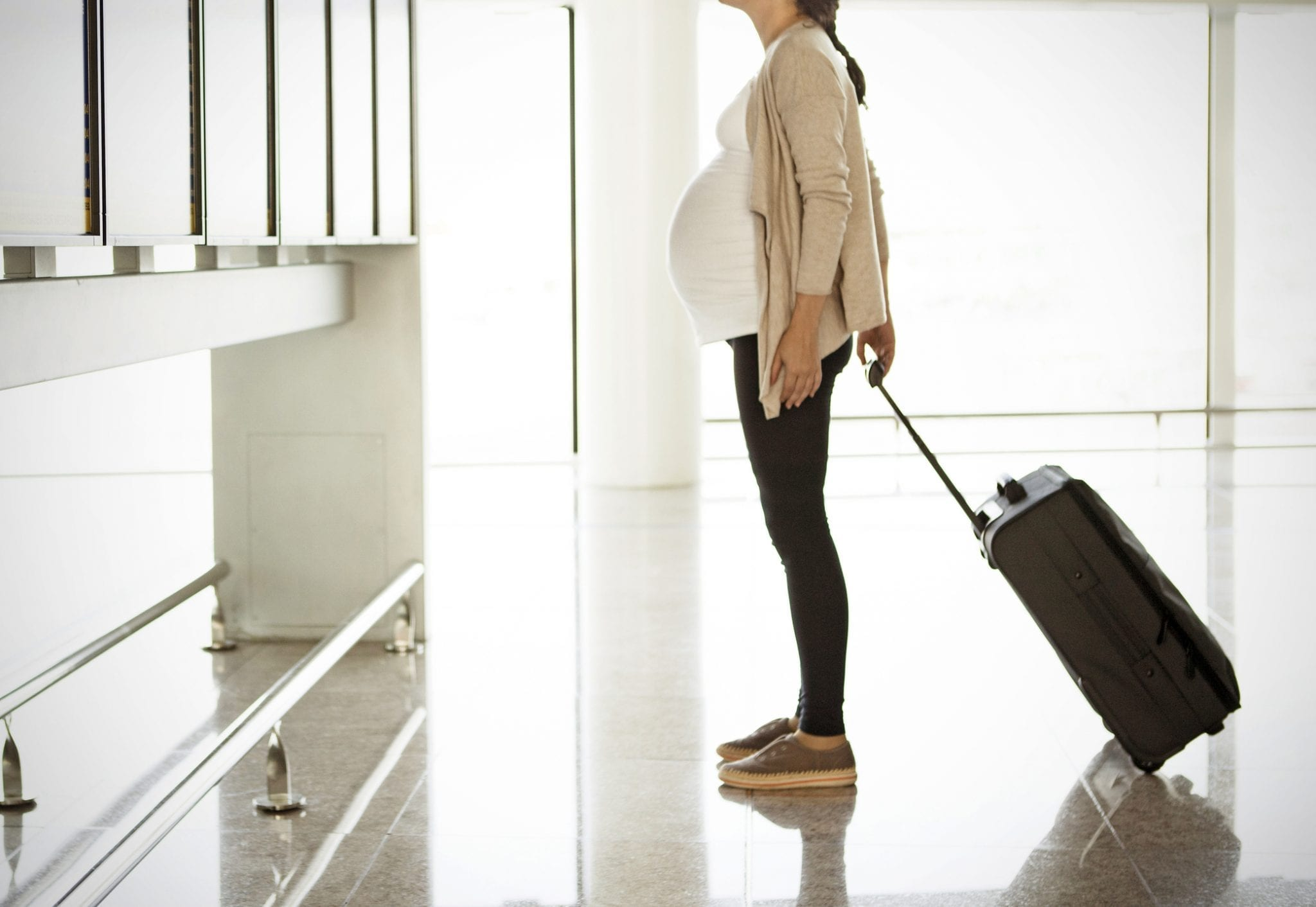 Flying while Pregnant: What to Wear, Where to Sit, What to Pack | Baby Chick