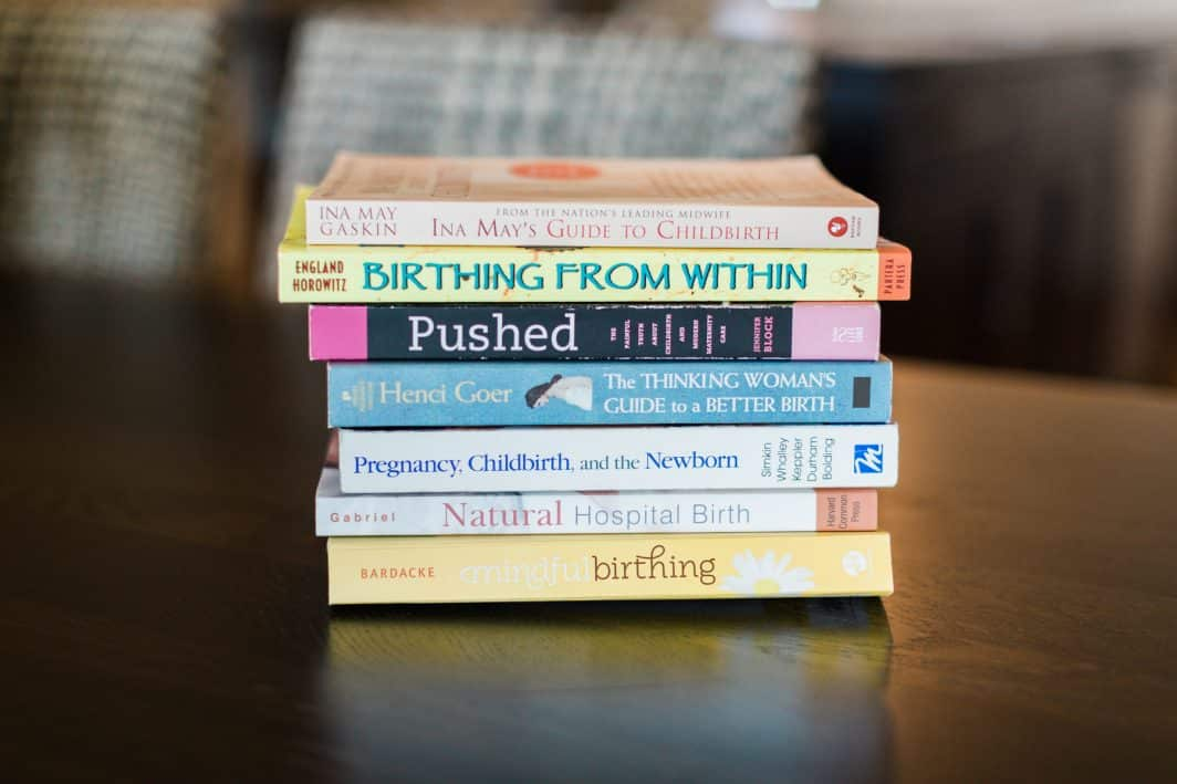 Recommended Pregnancy and Birth Books