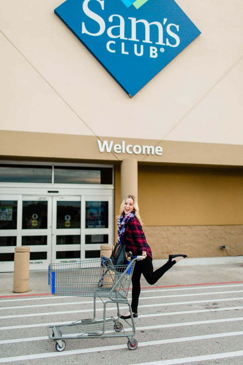 Why Mom's Love Sam's Club and Why You Should Join Today | Baby Chick