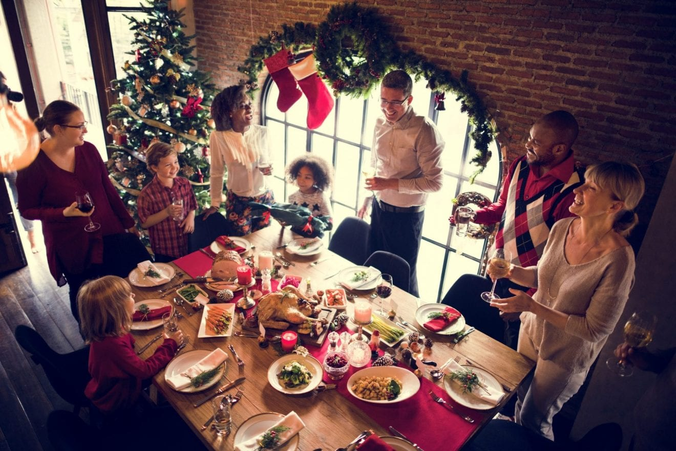 How to Deal with Difficult Family at the Holidays