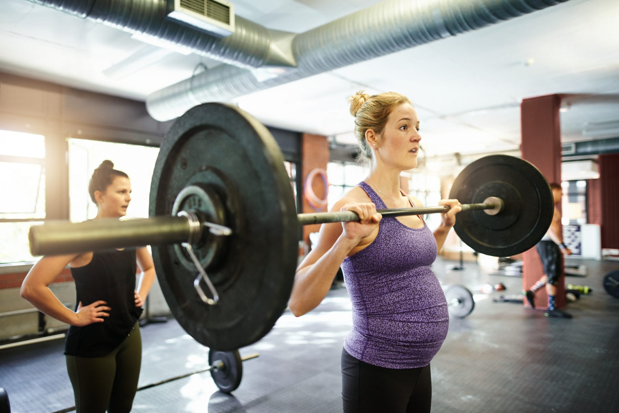 Why Moms Need to Lift Weights | Baby Chick