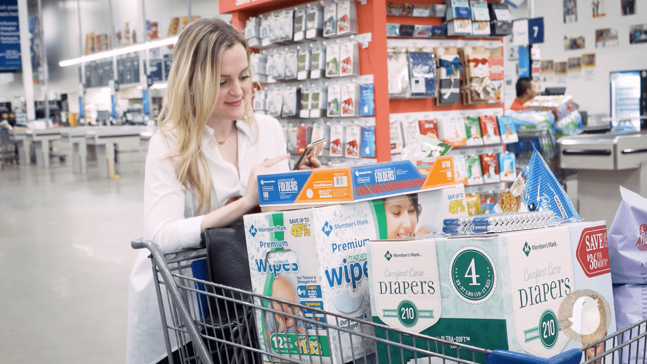 How to Conquer Your Mommmy-To-Do List at Sam's Club | Baby Chick
