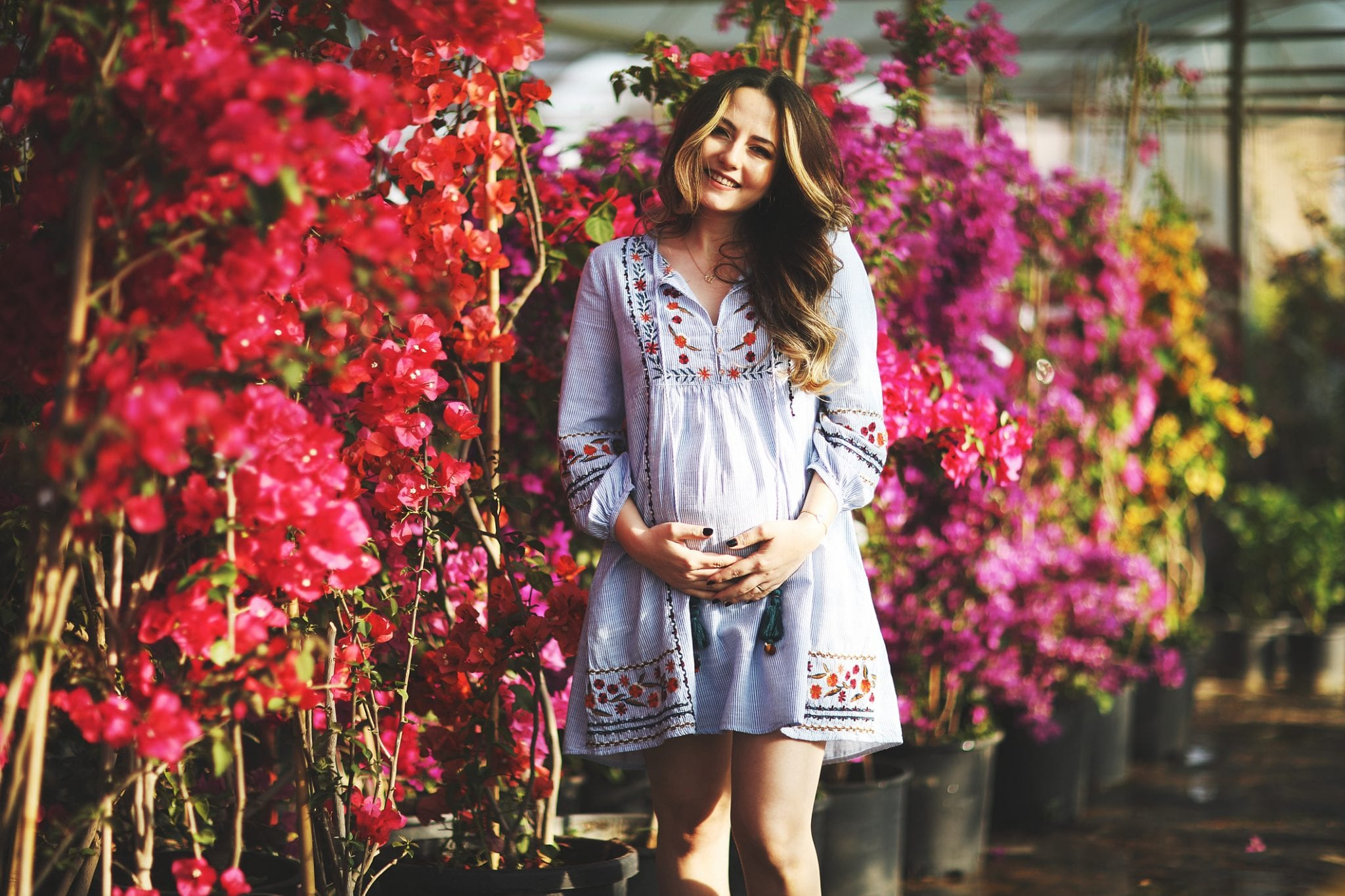 The Spring & Summer Maternity Capsule Wardrobe that Every Mom Needs