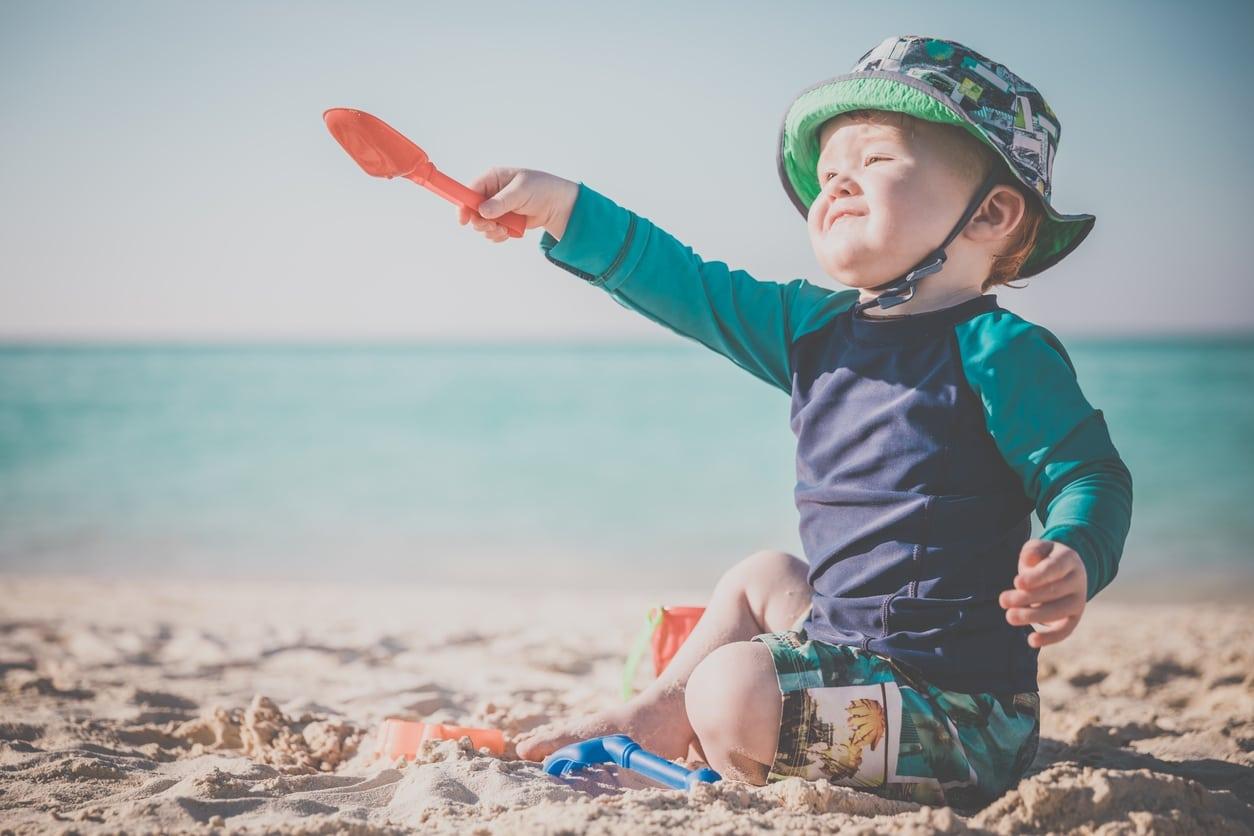 baby beach essentials