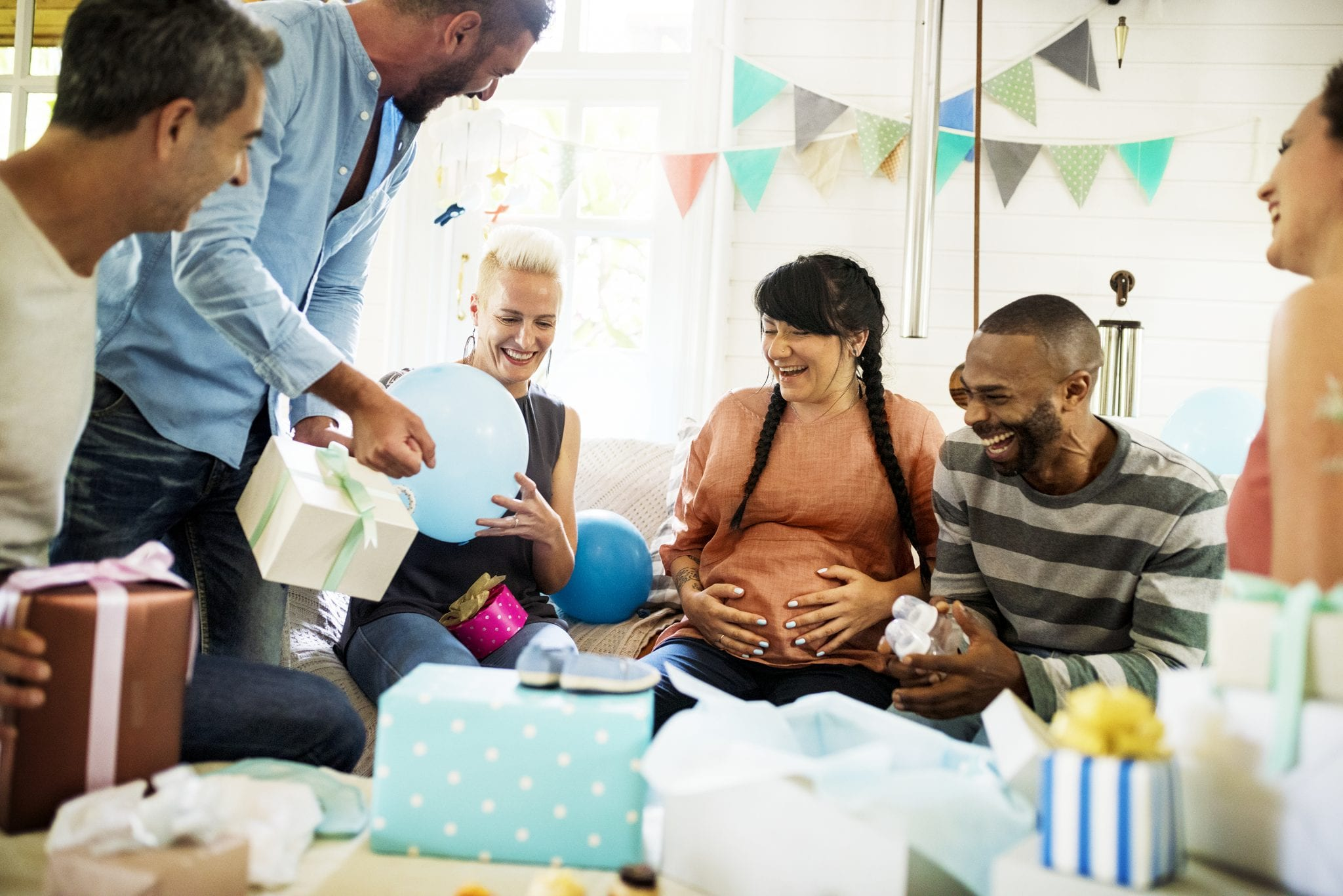 Should You Have a Co-ed Baby Shower? | Baby Chick