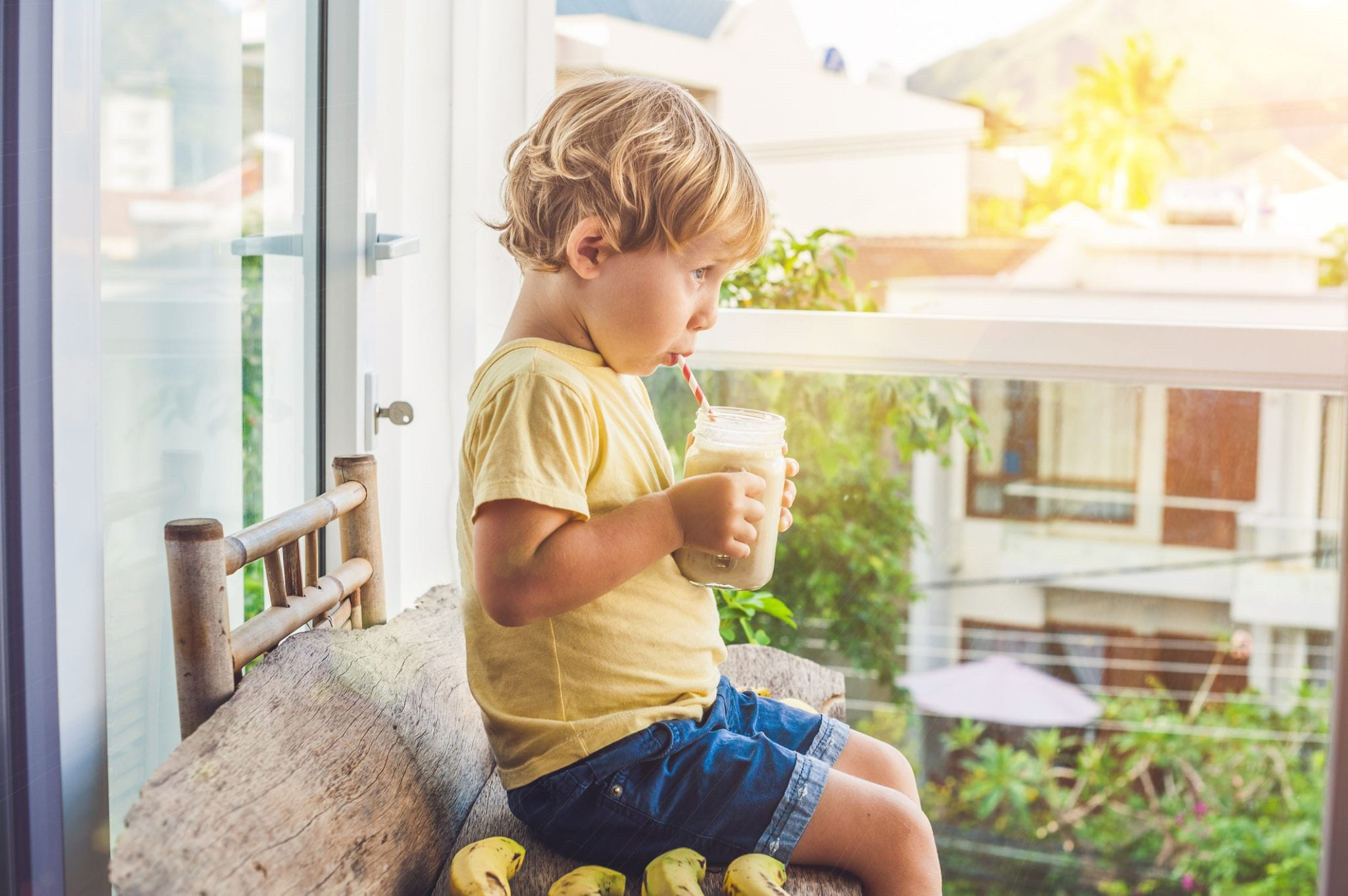 How to Help Your Toddler Gain Weight