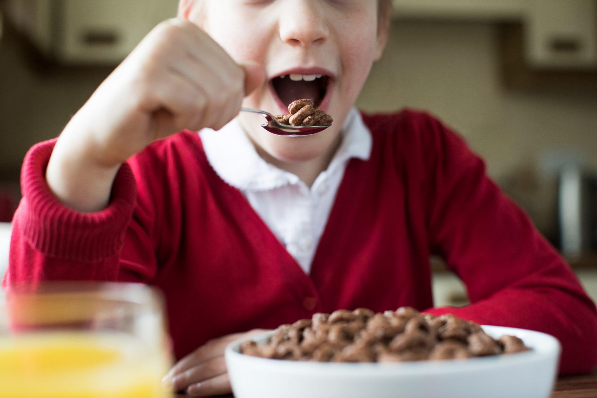 5 Reasons to Reduce Children's Sugar Intake