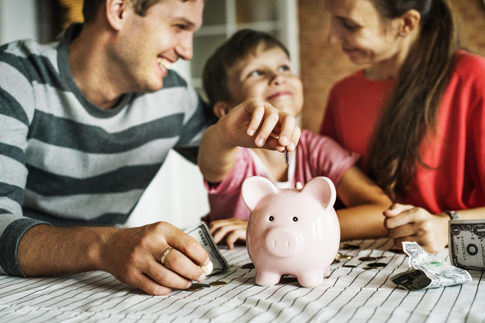 How to Create a Monthly Family Budget | Baby Chick