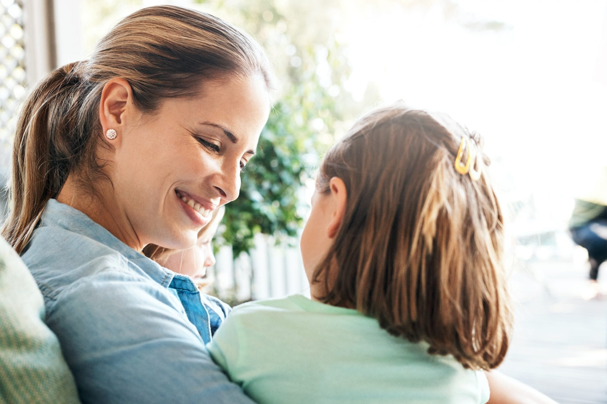 4 Steps to Take When You Realize You Aren't Parenting How You Wanted