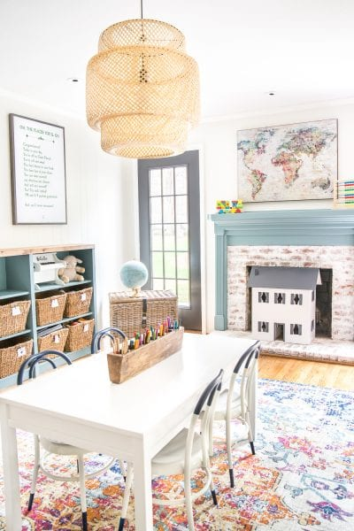 Playroom Inspiration for any Space and Budget | Baby Chick