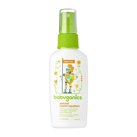 babyganics bug spray for babies