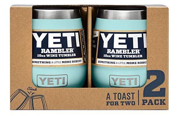 Yeti rambler cups