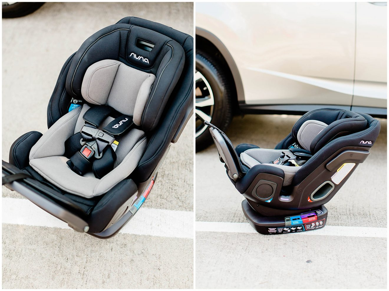 NUNA EXEC All-in-One Car Seat Review | Baby Chick