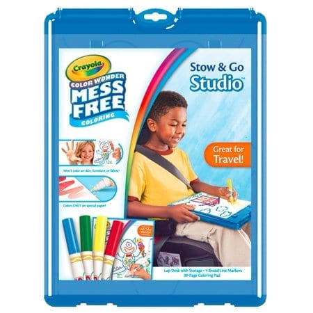 Crayola Color Wonder Stow and Go