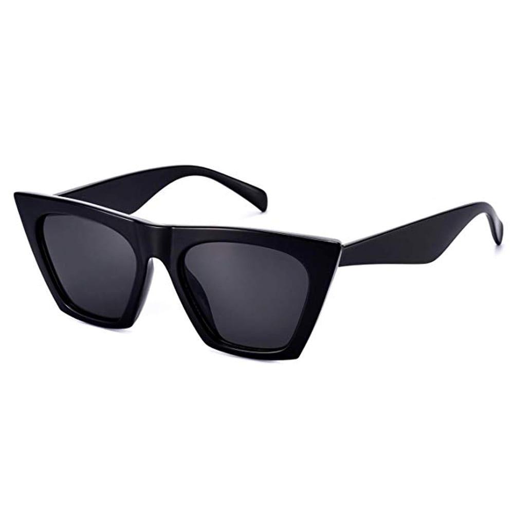 Mosanana Square Cateye Sunglasses for Women