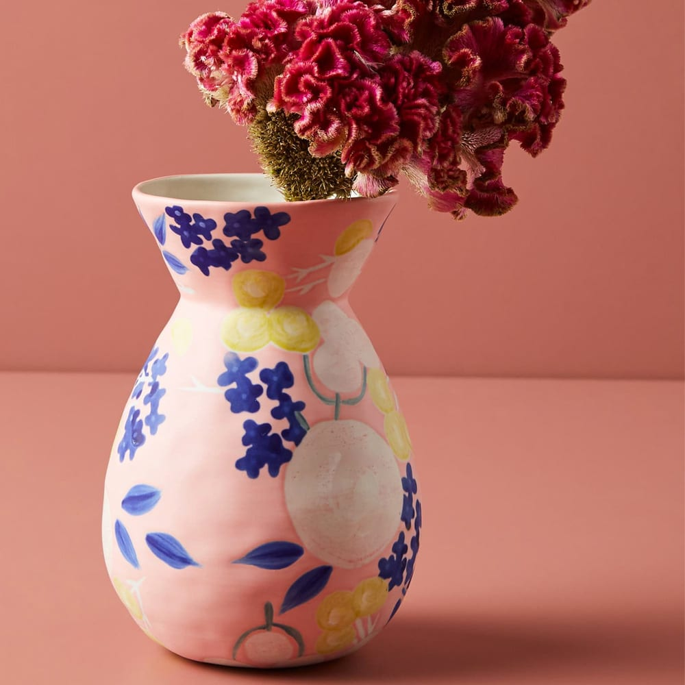 Carmo Small Vase ANTHROPOLOGIE HOME