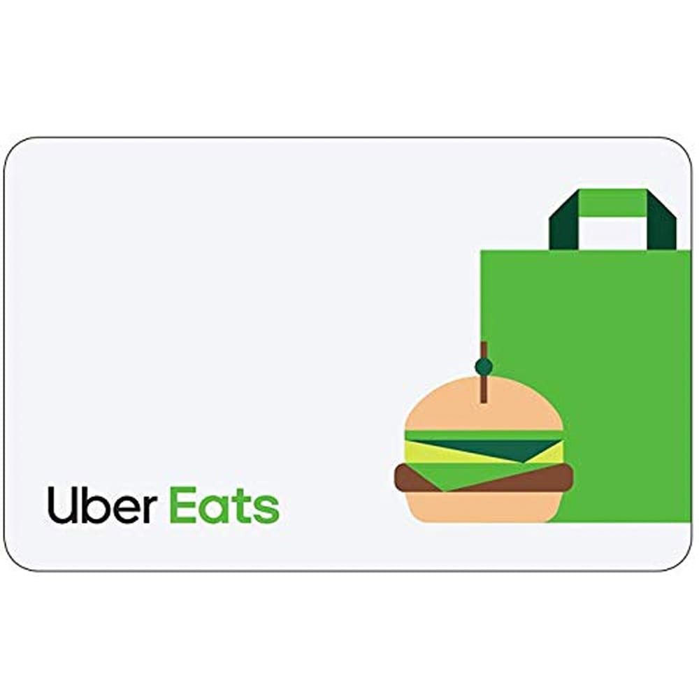 Uber Gift Card - Email Delivery