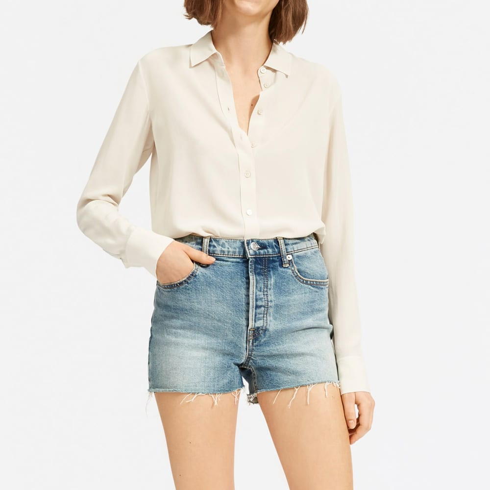 Everlane The Cheeky Denim Short