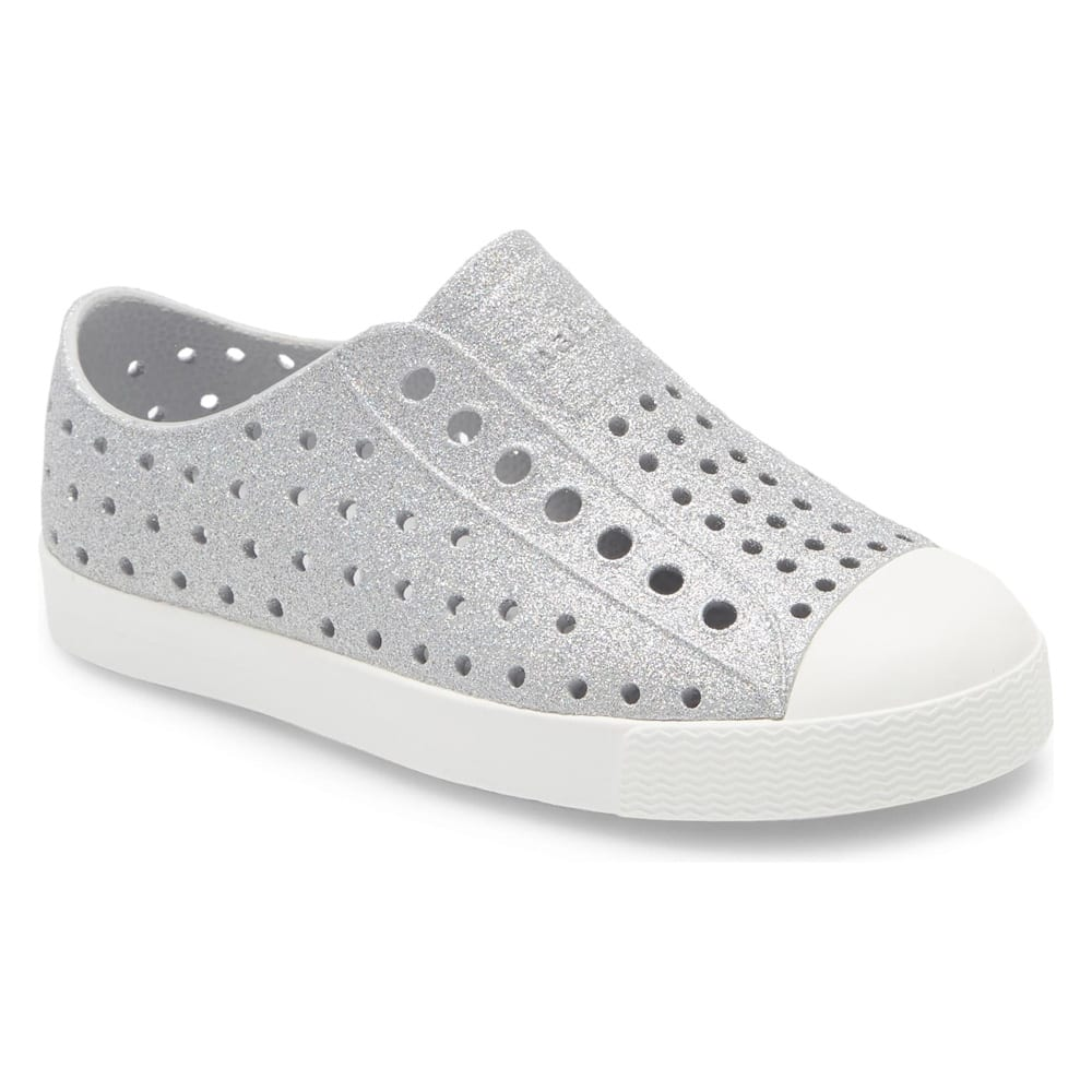 Jefferson Bling Glitter Slip-On Vegan Sneaker NATIVE SHOES
