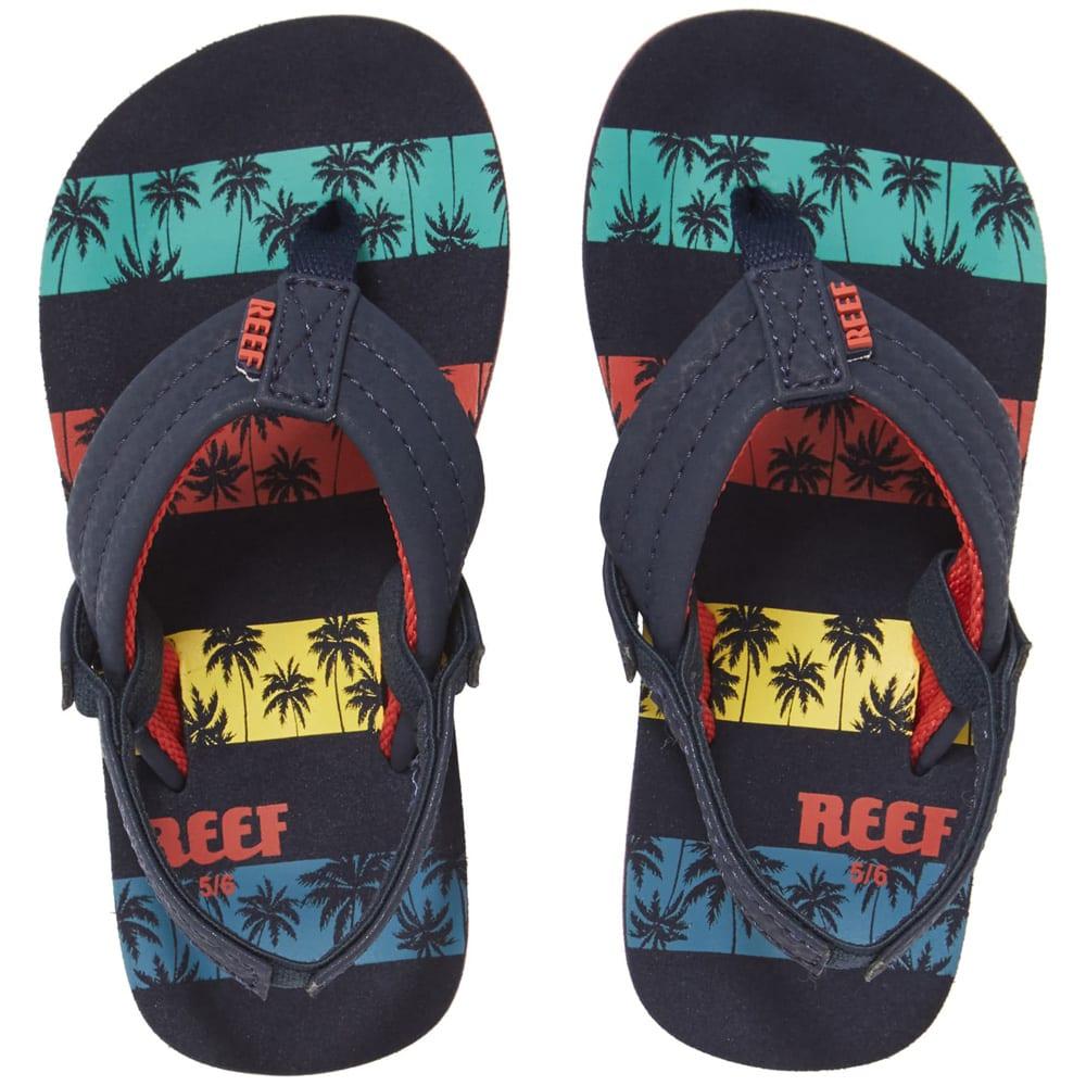 Little Ahi Water Resistant Sandal REEF