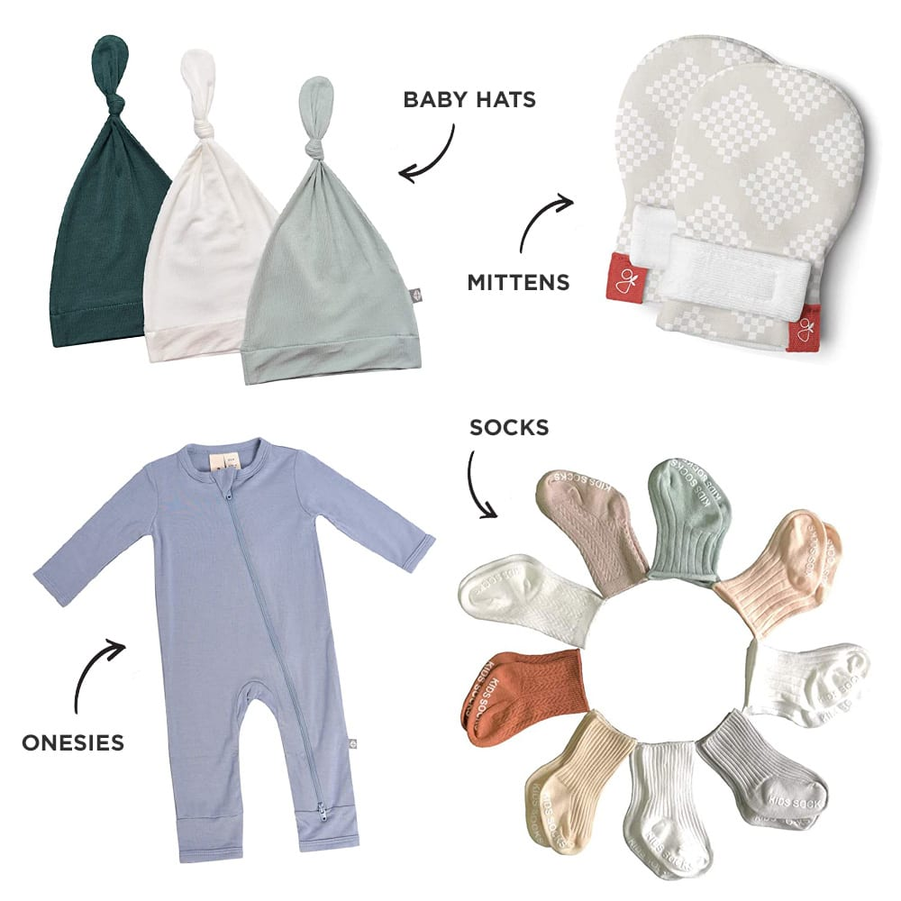 Baby Registry Clothing Must-Haves
