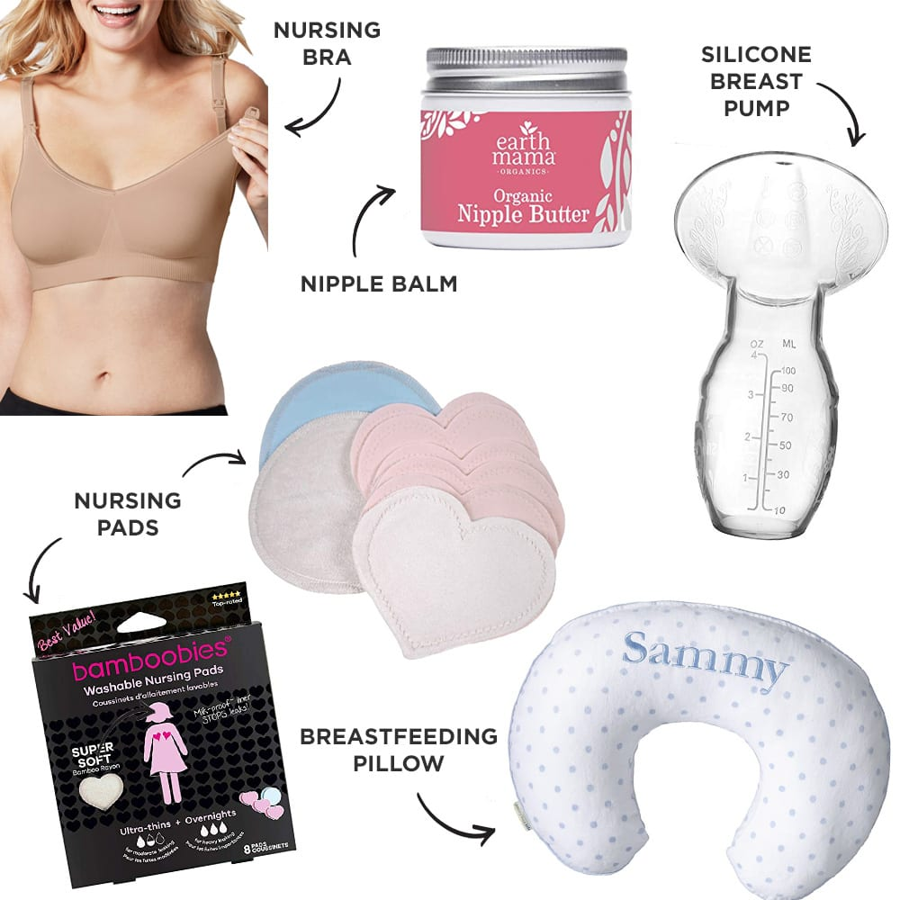 Baby Registry Breastfeeding Must-Have products