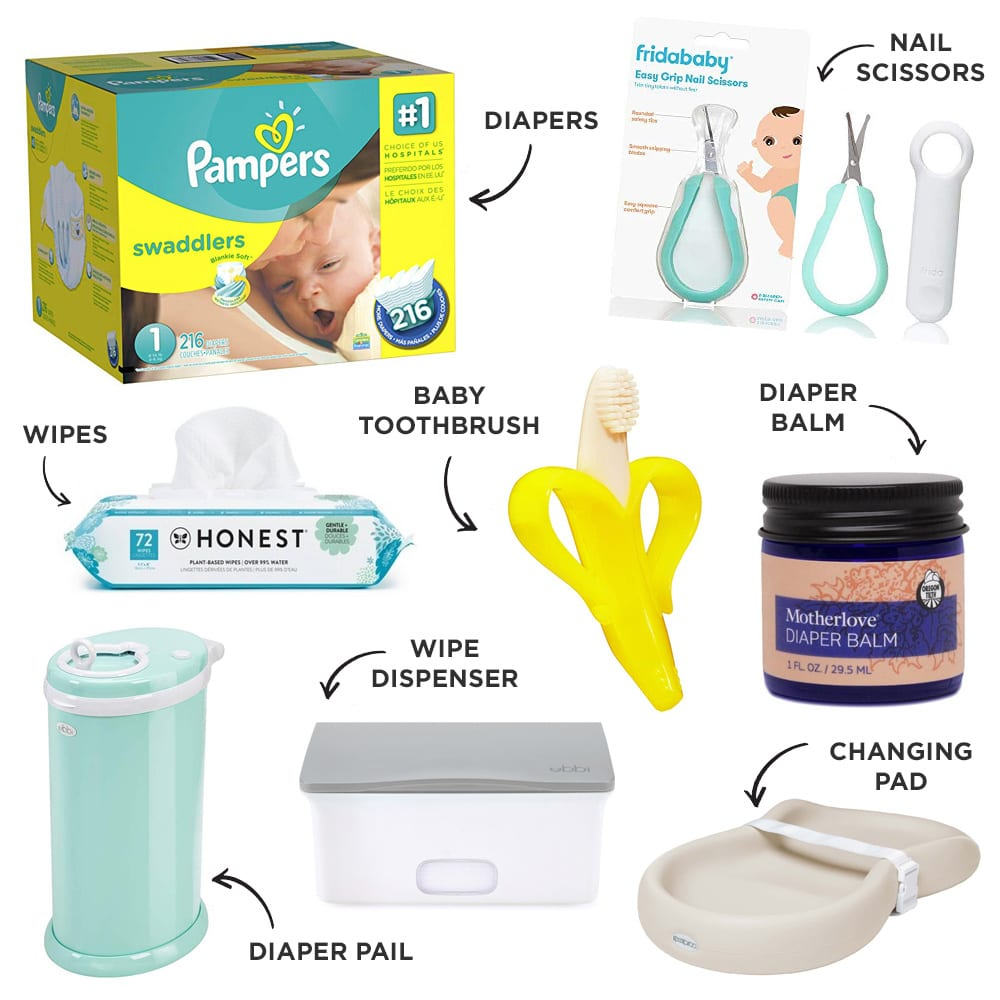 Baby Registry Newborn Care Must-Haves