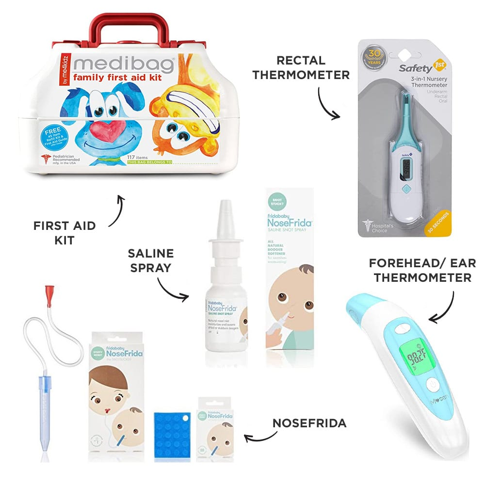 Baby Registry Health and Safety Must-Haves 2020
