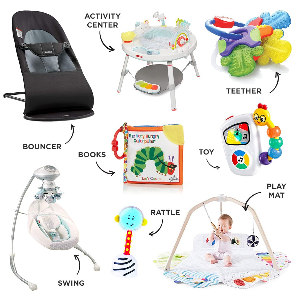 Baby Registry Play Time Must-Haves